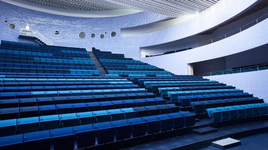 Palacio de Congresos de Badajoz / http://turismoextremadura.com/