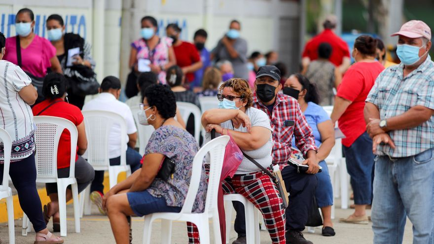 Honduras suma 7.535 muertes en más de 16 meses de pandemia