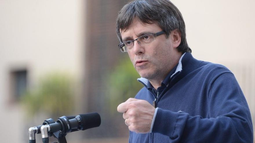 """Puigdemont advierte que la UE que no puede """"menospreciar"""" a las realidades europeas"""