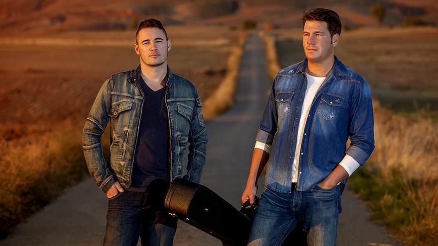 Andy & Lucas y Carlos Núñez actuarán en junio en las Fiestas de San Juan