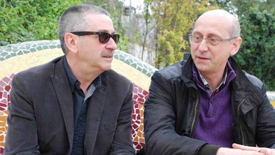 Pedro Uris y Daniel Ramón Vidal