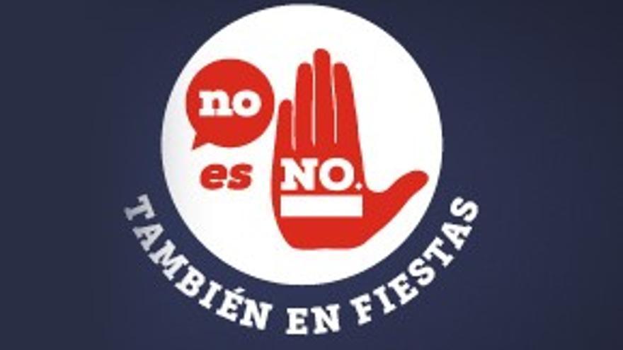 Campaña 'No es no'.