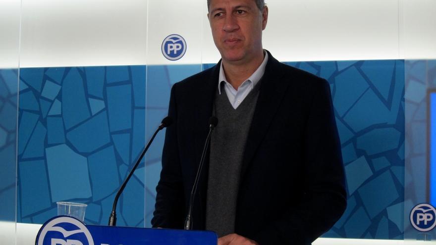 Albiol exige la retirada de la campaña publicitaria 'Si quieres al Barça, quieres a Cataluña'