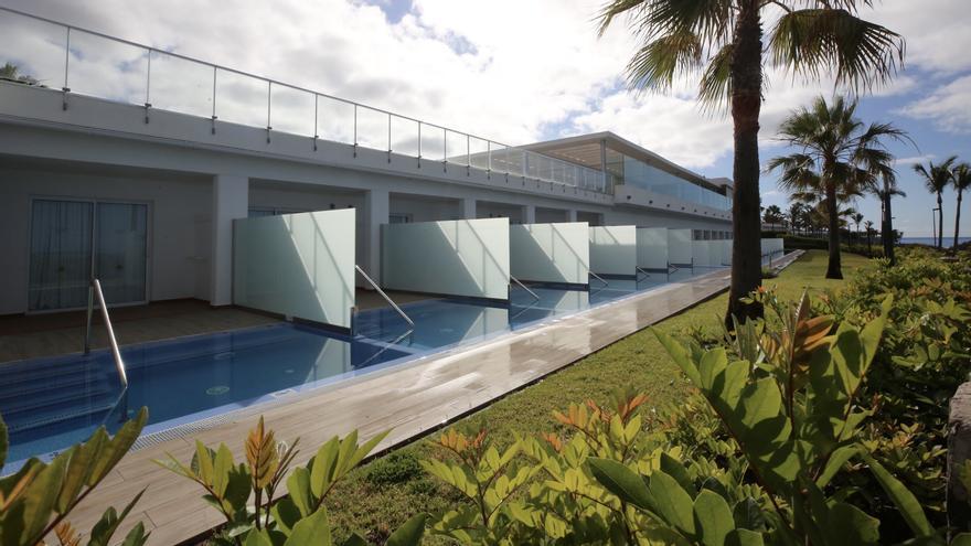 Apartamentos turísticos en el sur de Gran Canaria.