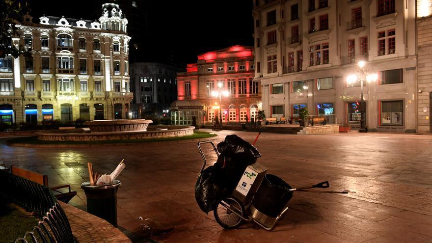 Desautorizado el toque de queda en Asturias