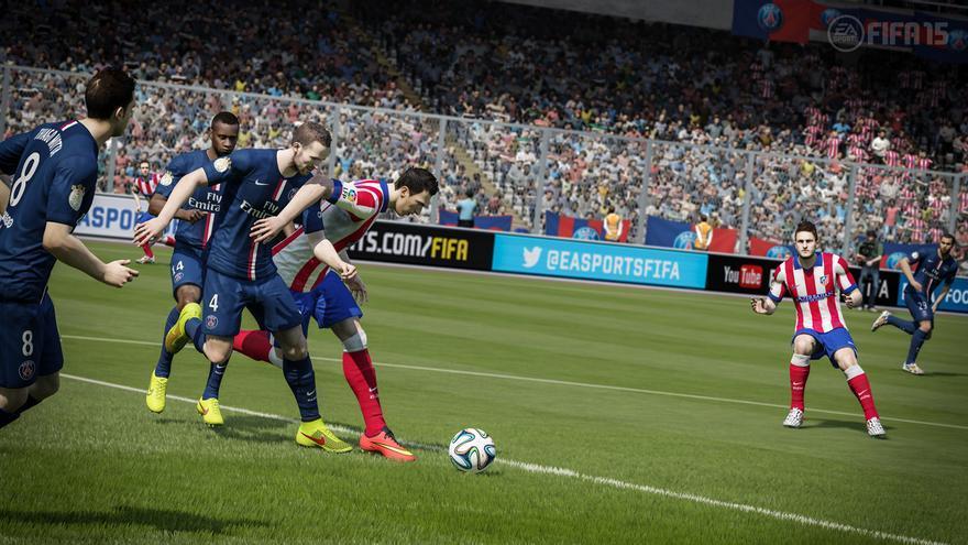 FIFA 15 Gamescom 2014
