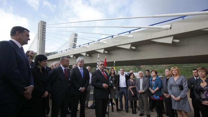 De la inauguración del viaducto #5