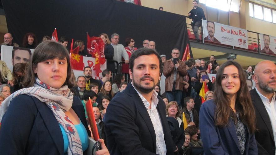 """Garzón: """"El voto útil es vieja política y ha servido para consolidar los recortes"""""""