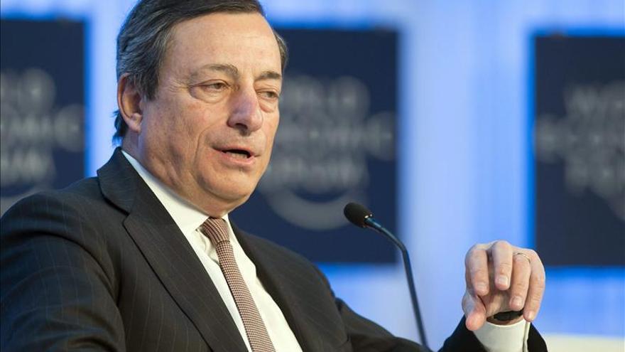 Davos pone fecha a la recuperación, pero advierte de que no es definitiva