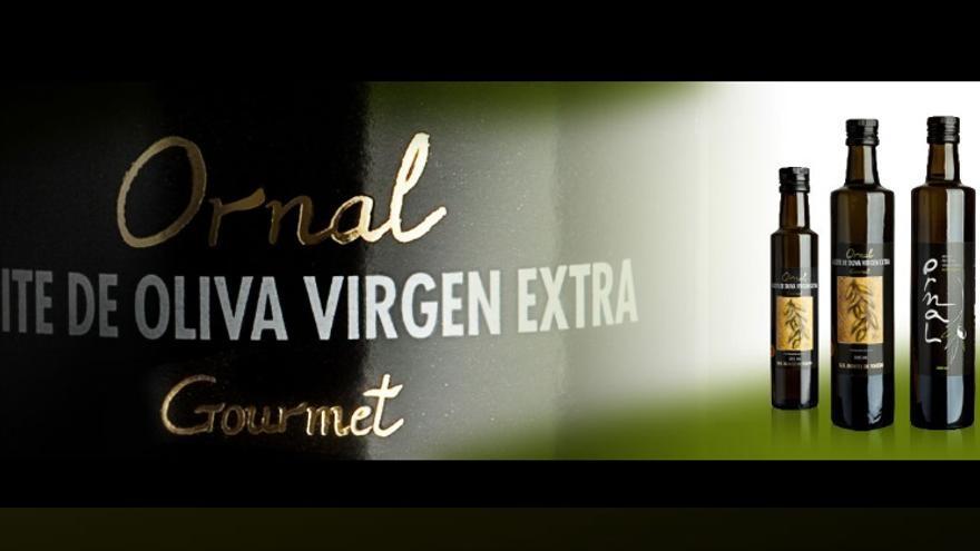 Aceite de Oliva Virgen Extra 'Ornal'