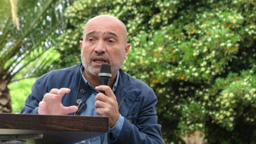 El diputado provincial de Cultura, Xavier Rius