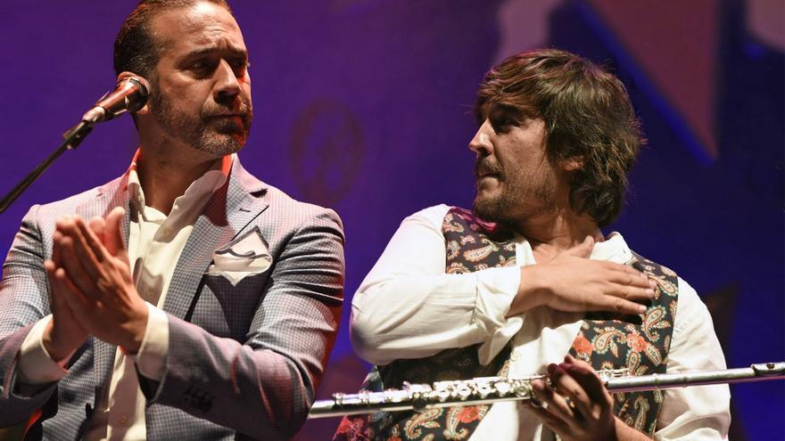 Sagunt a Escena se despide con Alfredo Tejada y Sergio de Lope
