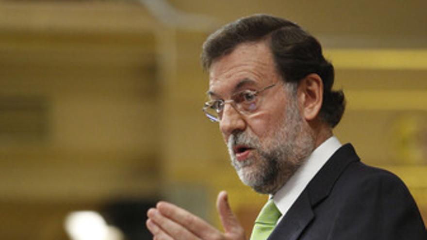 El lídel de PP, Mariano Rajoy