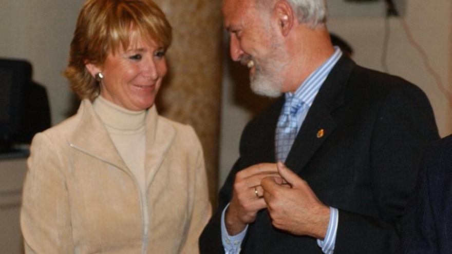 Echevarría, nuevo presidente de la conferencia de parlamentos autonómicos