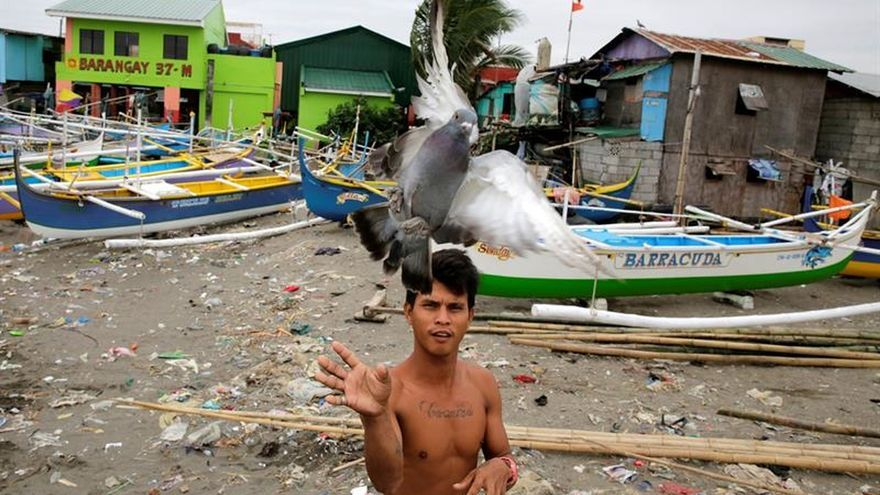 Tres muertos, 6 desaparecidos y 158.000 afectados por la tormenta tropical Urduja en Filipinas