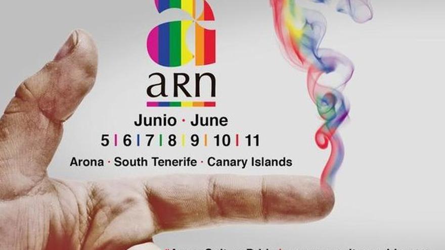 Imagen promocional de la cita ARN Culture & Business Pride, del 5 al 11 de junio