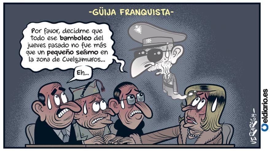 Güija franquista