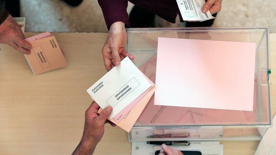 La participación en los comicios valencianos supera en 5 puntos a la de 2015