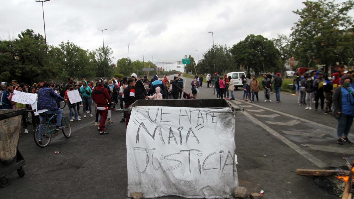 Continúan los rastrillajes en la provincia de Buenos Aires.