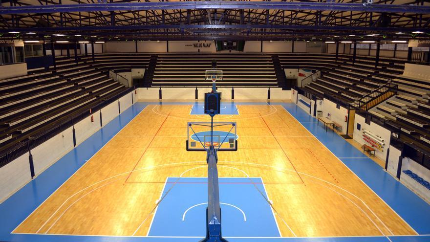 La Laguna mantiene cerradas sus instalaciones deportivas.