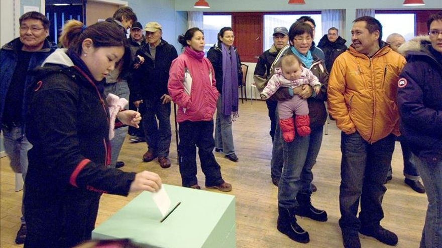Groenlandia afronta elecciones con crisis económica y pronóstico incierto