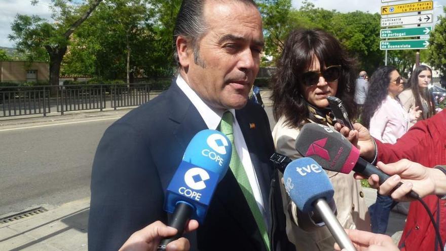 El delegado del Gobierno en Castilla-La Mancha, José Julián Gregorio / Europa Press