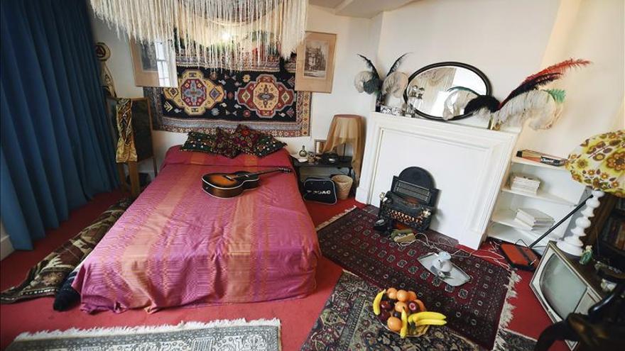 Las viviendas de Händel y Hendrix en Londres abren sus puertas al público