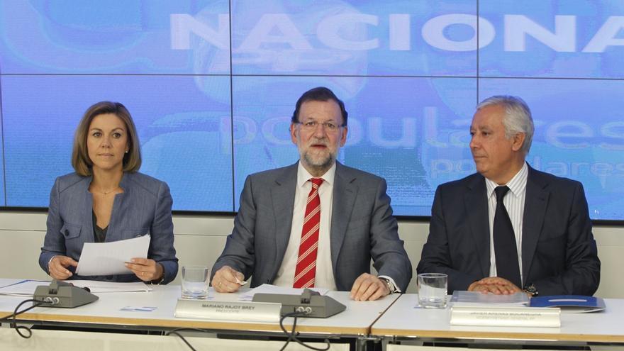 """Rajoy hace autocrítica: """"Tenemos que ser más próximos, cercanos y comunicar más con los españoles"""""""