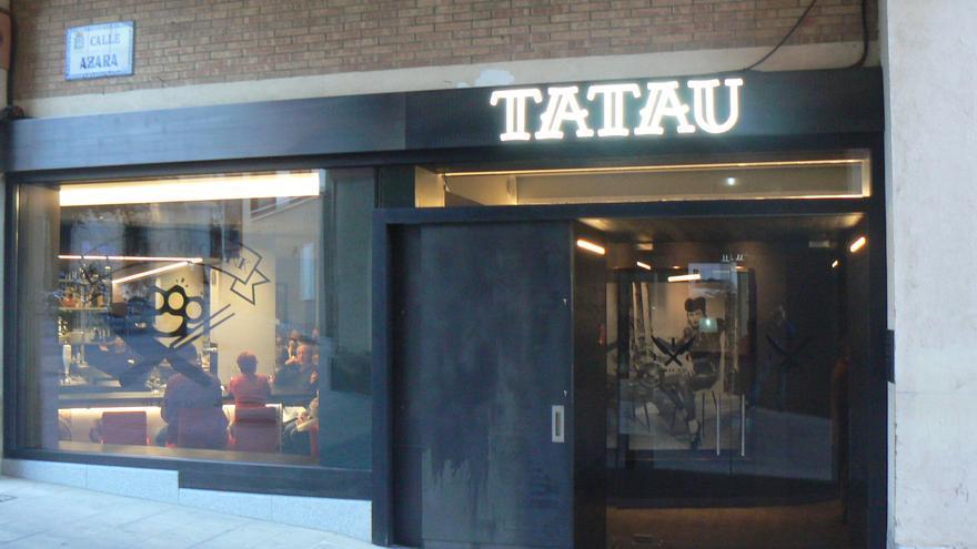 El Tatou Bistró, en su nueva ubicación en la calle Azara.