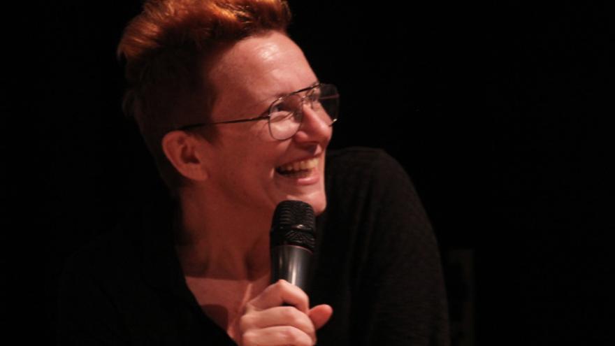 Brigitte Vasallo. FOTO: El Parlante