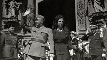 Los nuevos vecinos de Franco en El Pardo: su viuda, algunos de sus ministros, un primo y otro dictador