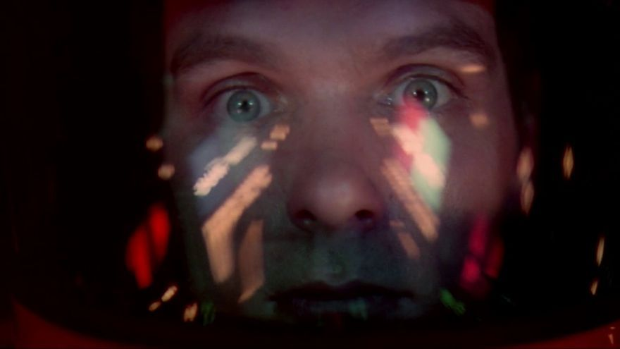 Un fotograma de '2001 Una odisea del espacio'