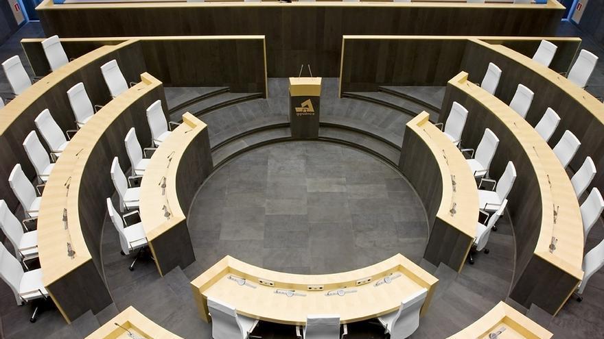 Las enmiendas a la totalidad de EH Bildu y Podemos a las Cuentas de Gipuzkoa para 2017 se debatirán el próximo martes