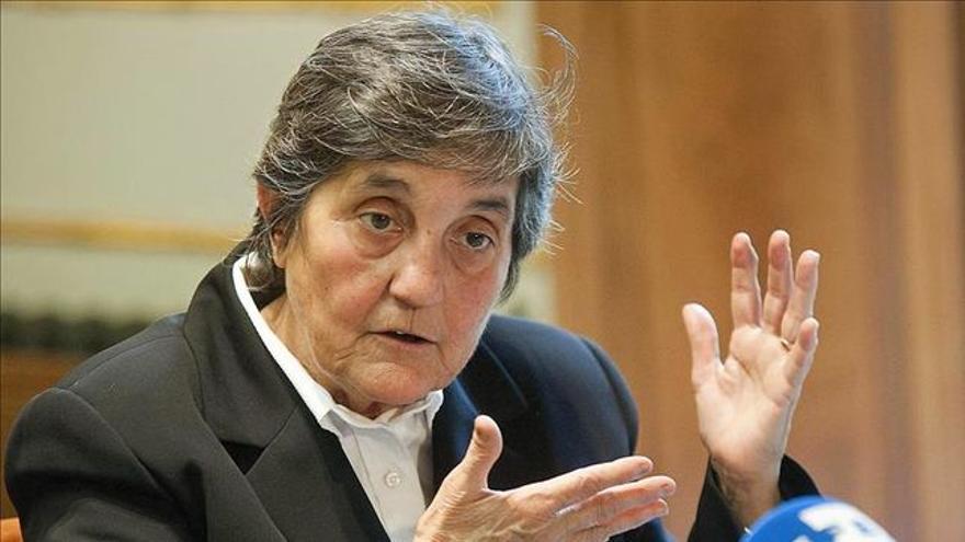 Blanca Estrella Ruiz, presidenta de la Asociación Clara Campoamor
