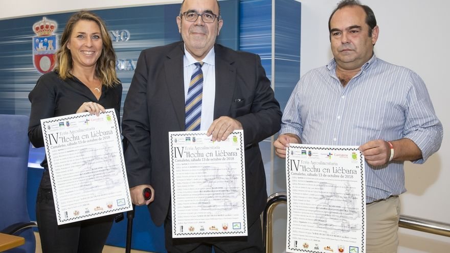 La IV feria 'Hechu en Liébana' se celebrará el sábado en Camaleño, con 22 productores y homenaje al quesero Juan Guerra