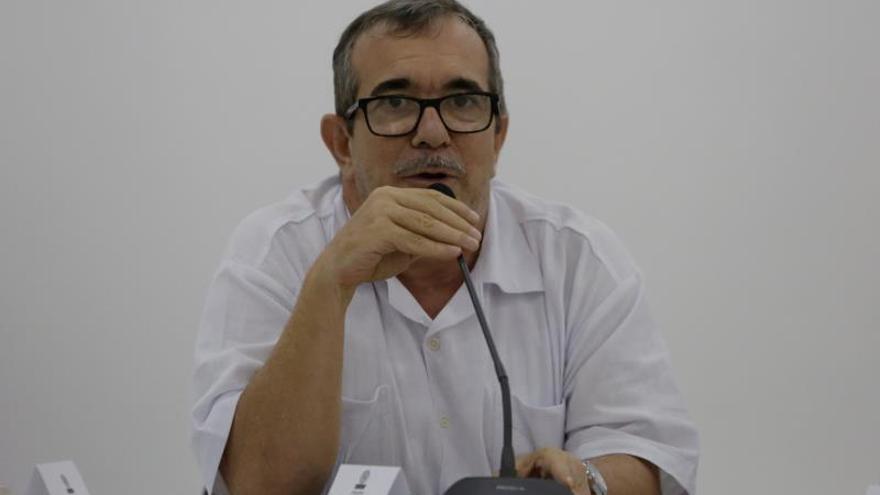 FARC da información sobre 276 desaparecidos durante el conflicto en Colombia