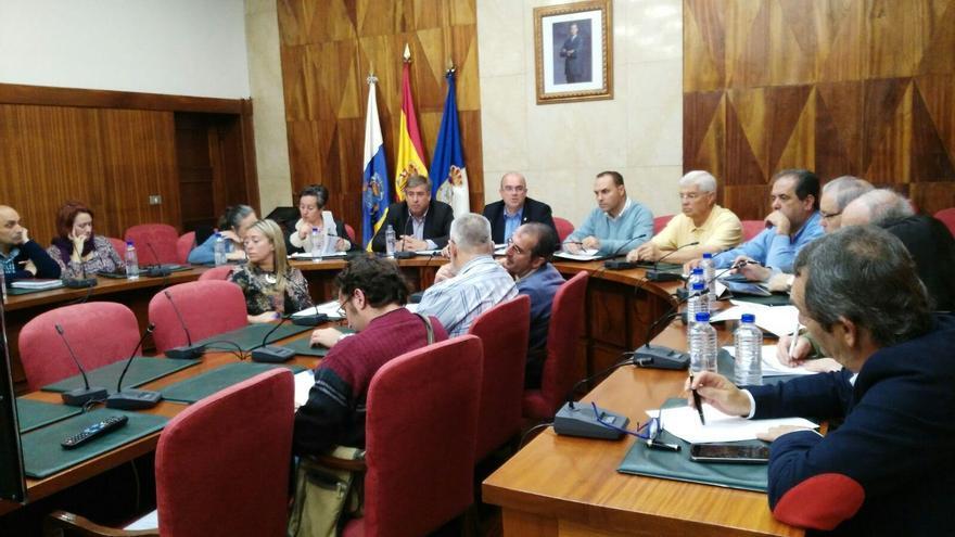 Reunión del Consejo Económico y Social de La Palma.