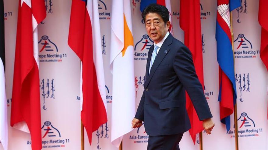 Li y Abe se reúnen en Mongolia en pleno auge de las tensiones marítimas en la región