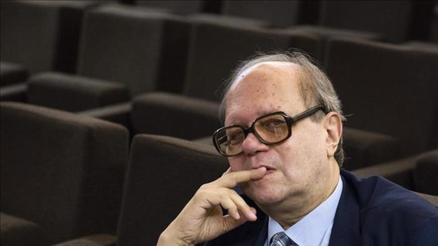 """Pere Gimferrer destaca que """"por escribir en un idioma, no eres patriota de ese idioma"""""""
