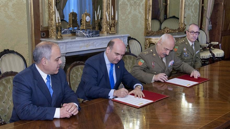 Gobierno y Defensa sofocarán de modo coordinado los incendios forestales en terrenos del Ejército