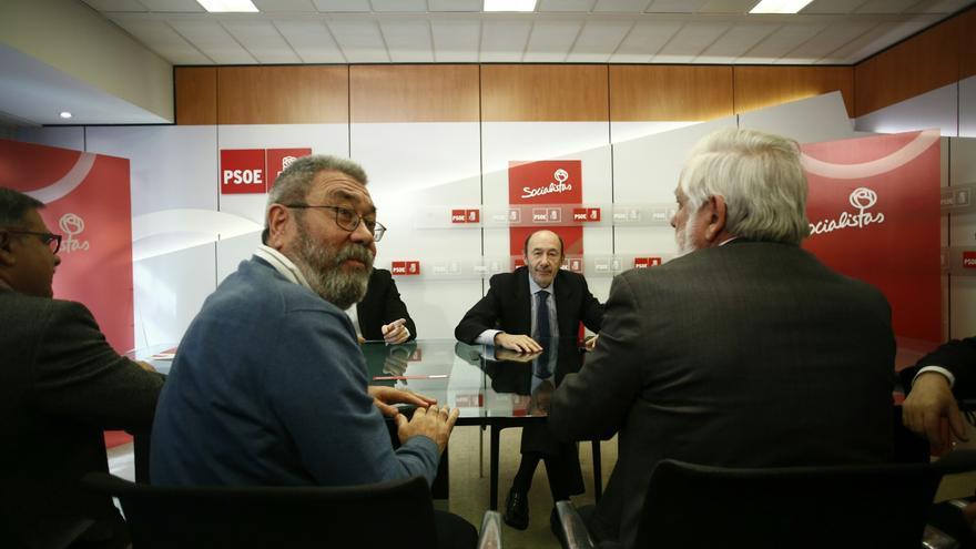 El PSOE apunta que UGT deberá asumir responsabilidades, si ha lugar, cuando se conozca el resultado de la investigación