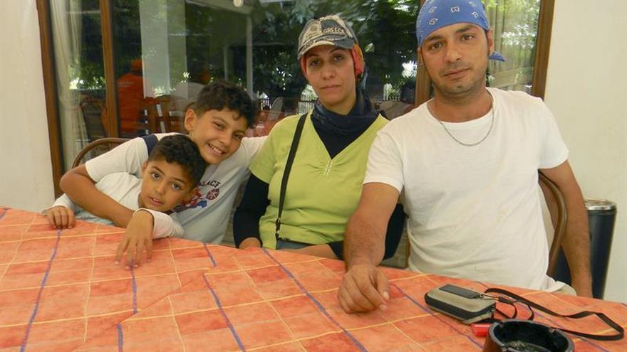 Hoteles para refugiados, la alternativa digna al hacinamiento en campamentos