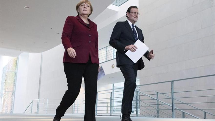 Rajoy pide ante los líderes europeos y Obama apoyo a África frente a la inmigración