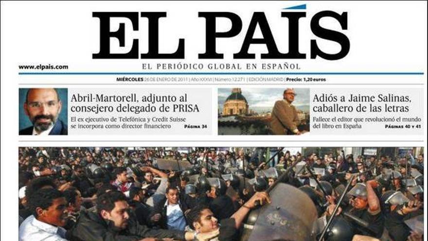 De las portadas del día (26/01/11) #7