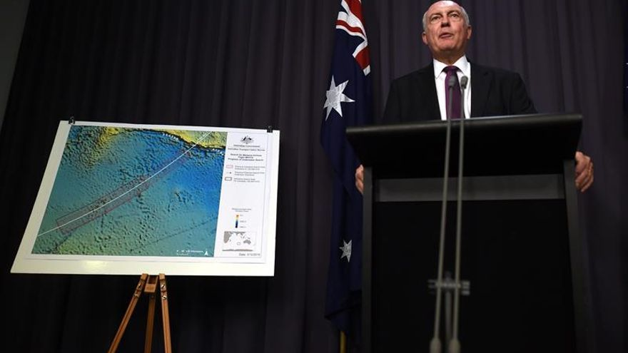 Australia mantiene hermetismo en torno a informe del FBI sobre el MH370