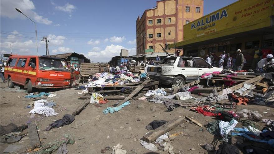 EE.UU. advierte del peligro de viajar a Kenia tras el atentado en Nairobi