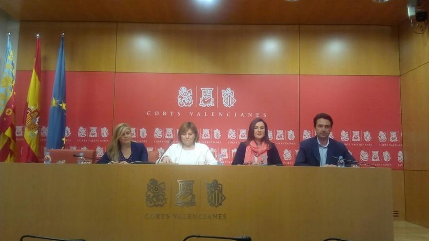 """Bonig sobre las listas electorales del PPCV: """"Gerardo Camps no está imputado por nada"""""""
