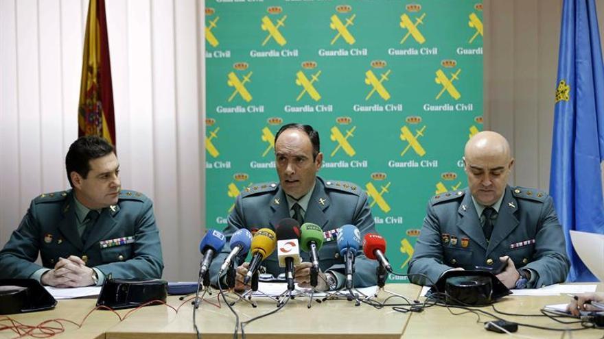 La Guardia Civil cree que el incendio de El Franco fue intencionado