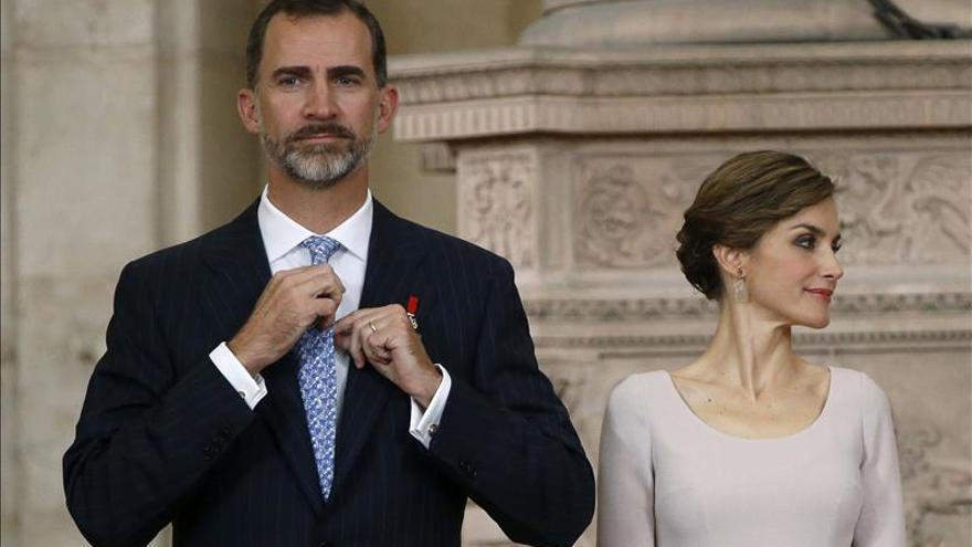 Los reyes de España empiezan mañana su primer viaje oficial a Estados Unidos