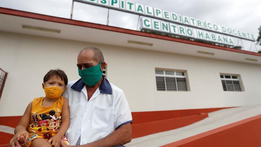 Cuba autoriza el uso de su vacuna Soberana 02 en la población pediátrica